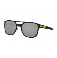 Lunettes de soleil OAKLEY Latch™ Alpha Valentino Rossi Signature Series Matte Black verres PRIZM™ Black Iridium