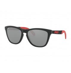 Lunettes de soleil OAKLEY Frogskins®Mix Marc Marquez Signature Series Matte Black verres PRIZM™ Black Iridium