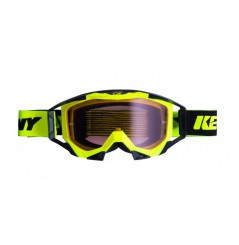 Masque Cross KENNY Titanium Jaune Fluo