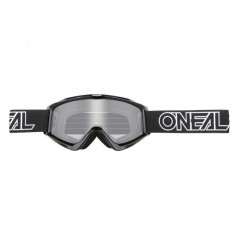 Masque Cross ONEAL B-Zero Solid Black Clear