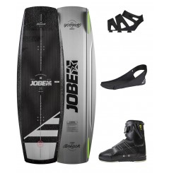 JOBE BREACH WAKEBOARD & CHAUSSES DRIFT SET