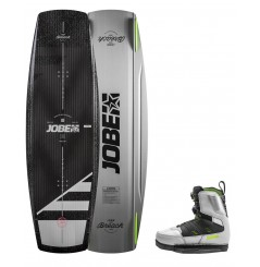 JOBE BREACH WAKEBOARD & CHAUSSES NITRO SET GRIS