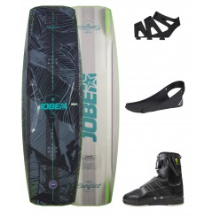 JOBE CONFLICT WAKEBOARD & CHAUSSES DRIFT SET
