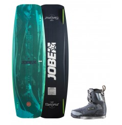 JOBE CONCORD WAKEBOARD & CHAUSSES CHARGE SET