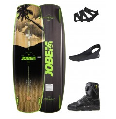 JOBE RELOAD WAKEBOARD & CHAUSSES DRIFT SET