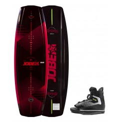 JOBE VANITY WAKEBOARD & CHAUSSES UNIT PACKAGE