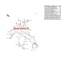 Système de cale STX-15F 04-19/ STX-12F