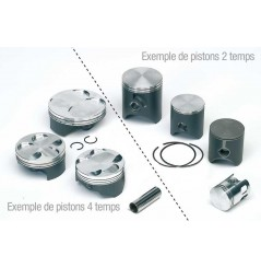 KIT PISTON TECNIUM Ø82.90 KAWASAKI ULTRA 300/310
