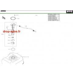 Pompe à essence STX 160 20