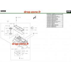 Couvre culasse Pro DX 16-20