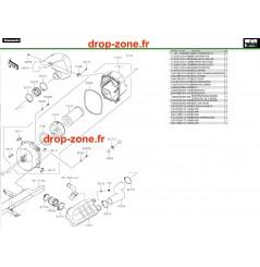 Filtre à air Pro DX 16-20