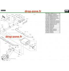 Echappement Pro DX 16-20