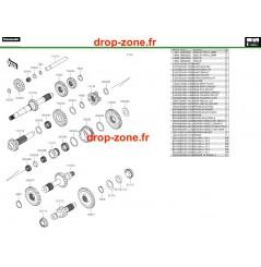 Transmission Pro DX 16-20