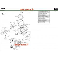 Selecteur Pro DX 16-20