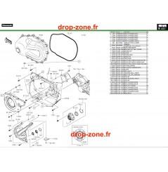 Couvercle convertisseur Pro DX 16-20