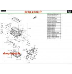 Carters moteur Pro DX 16-20