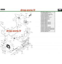 Pompe à essence Pro DX 16-20
