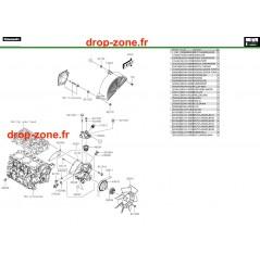 Pompe à eau Pro DX 16-20