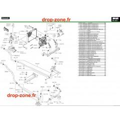 Radiateur Pro DX 16-20