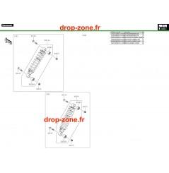 Amortisseurs Pro DX 16-20