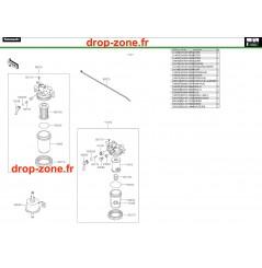 Filtre à essence Pro DX 16-20
