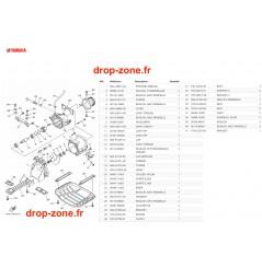 Turbine/ Plaque/ Ecope EX Sport 17-19/ EX Deluxe 17-19/ EX 18-19