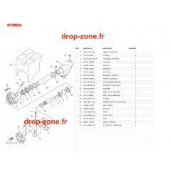 Transmission FX HO 19/ FX HO Cruiser 19