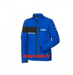 Veste Softshell Paddock Blue pour homme Yamaha