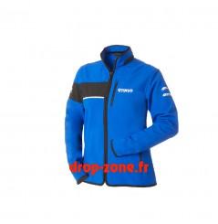 Veste Softshell Paddock Blue pour femme Yamaha