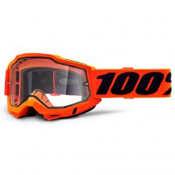 Masque Cross 100% Accuri 2.0 Enduro Orange Clair