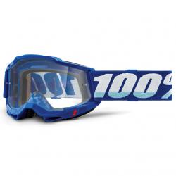 Masque Cross 100% Accuri 2.0 Bleu Clair