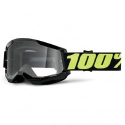 Masque Cross 100% Strata 2.0 Upsol Clair