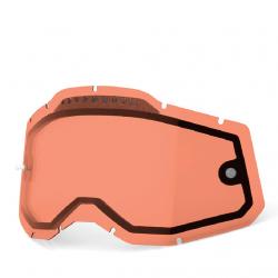 Double Ecran Ventilé 100% Rose Racecraft-Accuri-Strata 2.0