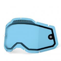 Double Ecran Ventilé 100% Bleu Racecraft-Accuri-Strata 2.0
