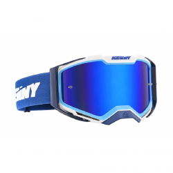 Masque Cross KENNY Ventury Phase 2 Bleu Marine Cyan
