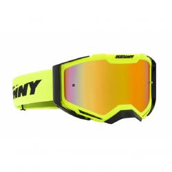 Masque Cross KENNY Ventury Phase 1 Neon Jaune