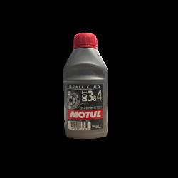 Liquide de Frein MOTUL DOT 3 et 4 500 ml