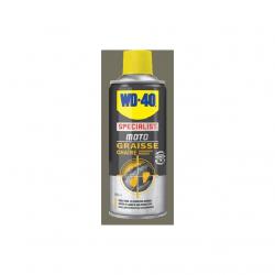 Spray WD 40 Moto Graisse Chaine 400 ml