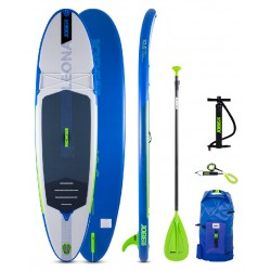 JOBE LEONA 10.6 SUP BOARD GONFLABLE PAQUET TEAL