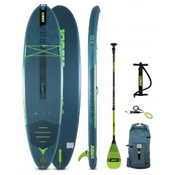 JOBE YARRA 10.6 SUP BOARD GONFLABLE PAQUET TEAL