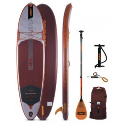 JOBE YARRA 10.6 SUP BOARD GONFLABLE PAQUET ROUGE