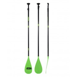 JOBE FREEDOM STICK PAGAIE SUP VERT CITRON 3-PARTS