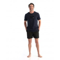 JOBE T-SHIRT CASUAL FRENCH NAVY