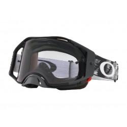 Masque OAKLEY Airbrake MX Jet Black Speed écran Prizm MX Low Light