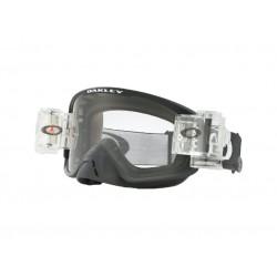 Masque OAKLEY O Frame 2.0 Pro MX Race-Ready Roll-Off Matte Black écran clair