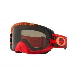 Masque OAKLEY O Frame 2.0 Pro Sand MX Frequency Orange Red écran Dark Grey