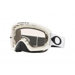 Masque OAKLEY O Frame 2.0 Pro MX Matte White écran clair