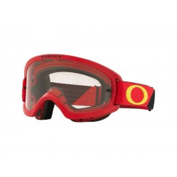 Masque OAKLEY O Frame 2.0 Pro XS MX B1B Red Yellow écran clair
