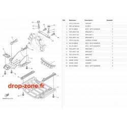 Plaque/ Ecope VXR 19