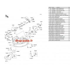 Base colonne STX-15F 04-12/ STX-12F 07